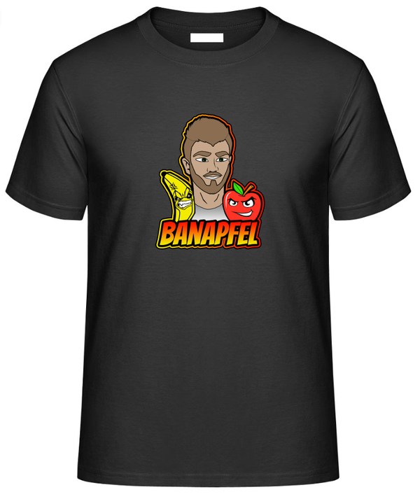 FAIR WEAR Unisex T-Shirt BanApfel Logo