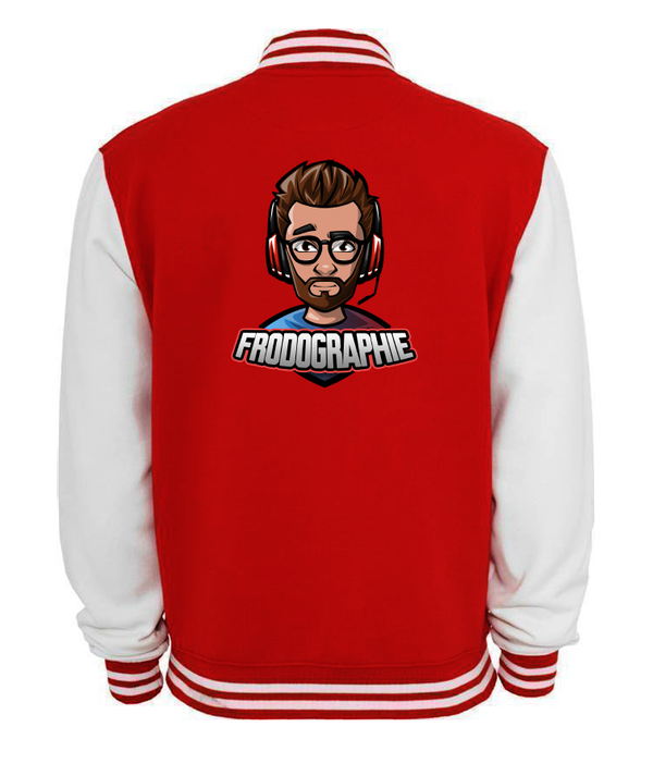 Collegejacke Frodographie