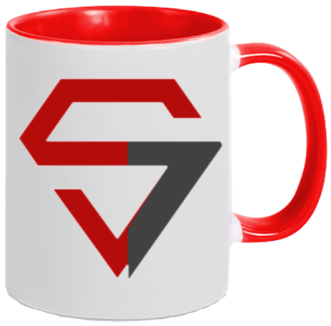 Two-Tone Tasse LOGO