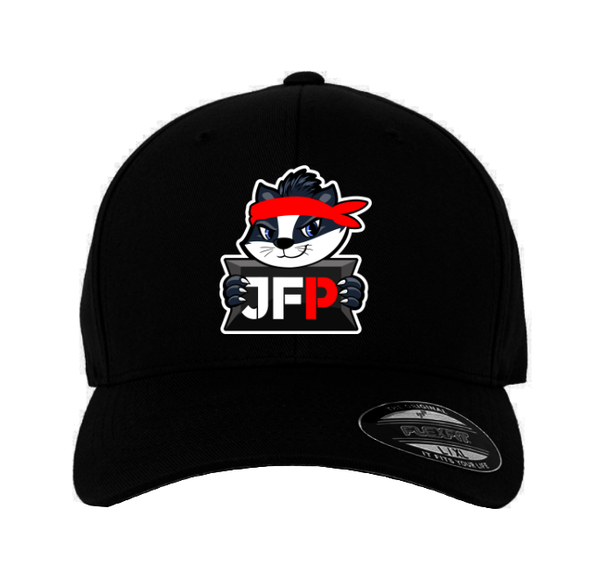 Curved Classic Snapback JFP LOGO