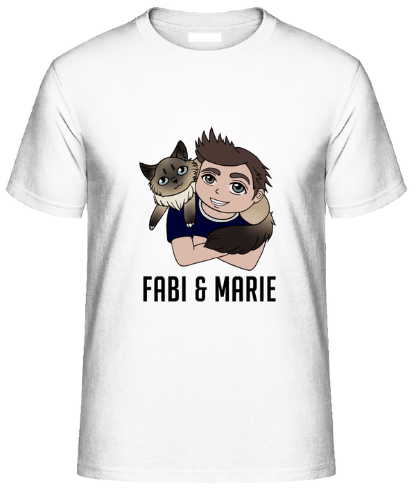 FAIR WEAR Unisex T-Shirt FABI+MARIE GROSS