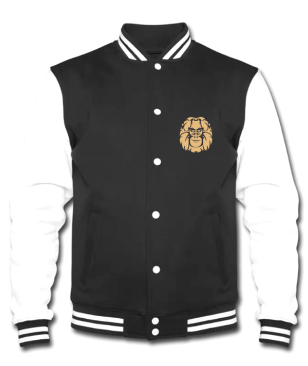 Collegejacke THEREALDHERIAN DOPPELSTICK