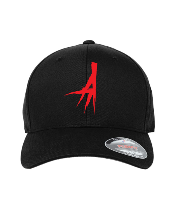 Curved Classic Snapback RUNE ROT