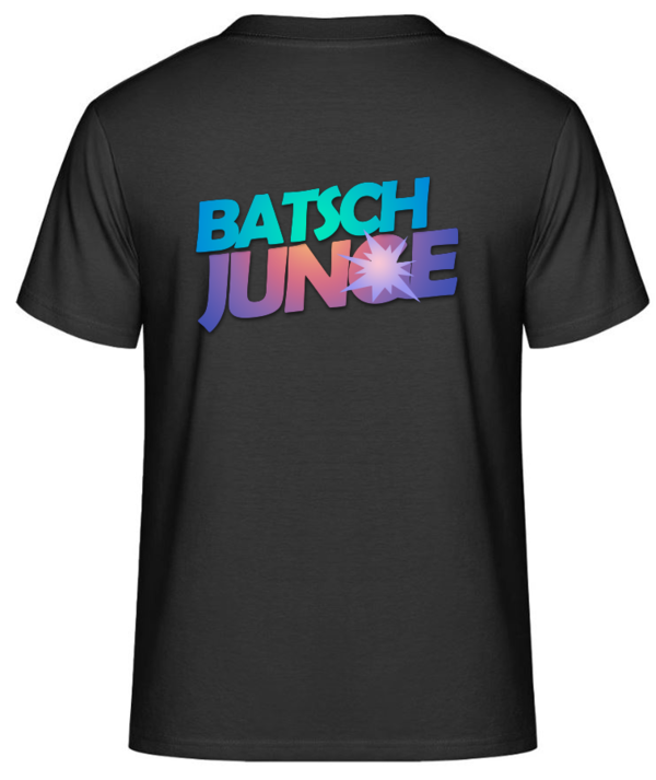 FAIR WEAR Unisex T-Shirt BATSCH Rückendruck