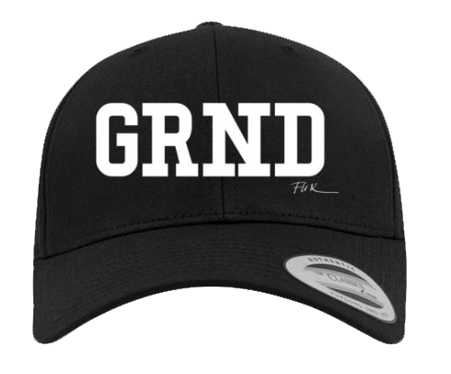 GRND Curved Classic Snapback
