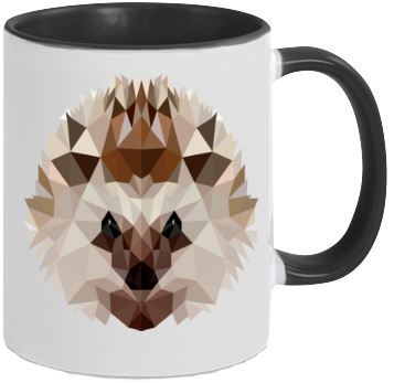 Two-Tone Tasse Tenzu Frontal