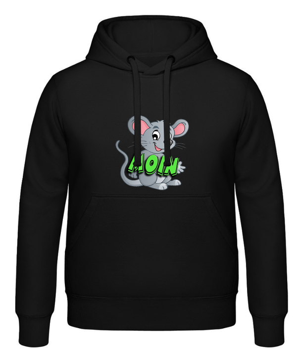 Unisex Hoodie Logo MOIN