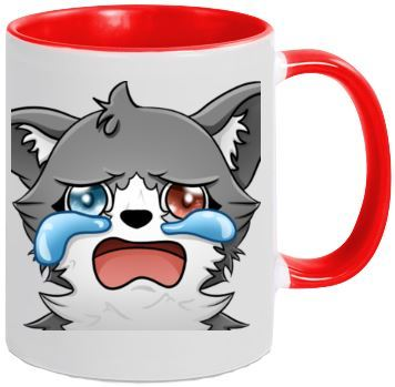 Two-Tone Tasse CRY