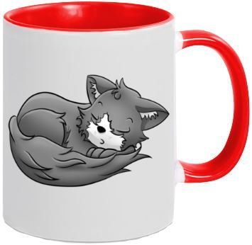 Two-Tone Tasse SLEEP
