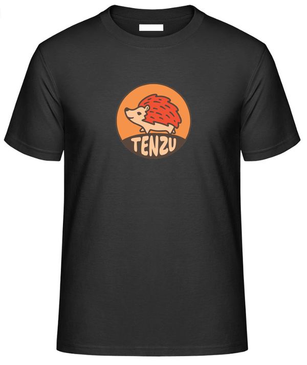FAIR WEAR Unisex T-Shirt Tenzu Logo bunt