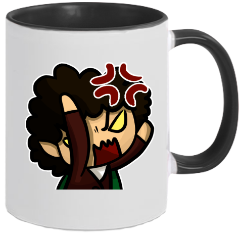Two-Tone Tasse MAD